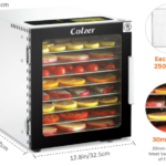 Commercial food dehydrator